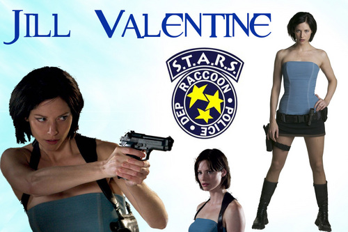 Resident Evil wallpaper entitled Jill Valentine Wallpaper