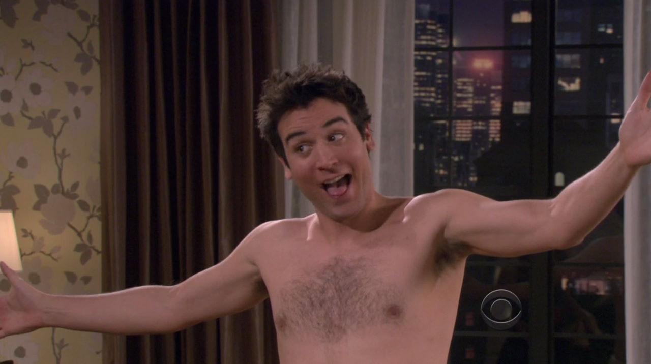 Josh radnor naked