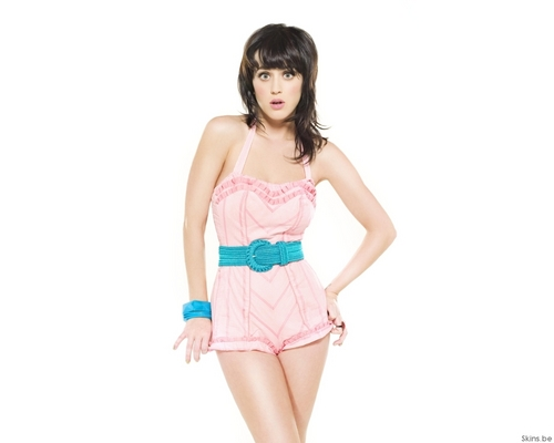 Katy Perry fond d'écran possibly with a chemise, a chemise, and a combishort, combinaison de jeu, combi called Katy