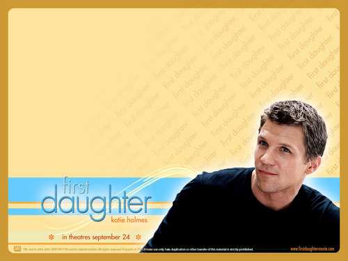 Marc Blucas wallpaper probably with a sign and a portrait entitled Marc Blucas