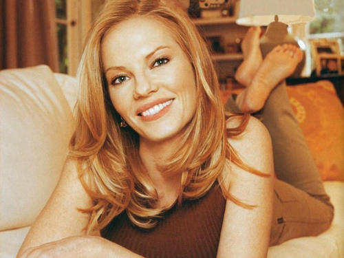 Marg Helgenberger wallpaper with a portrait called Marg Helgenberger
