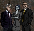 Maximoff, Thurman, & Petrakis, Barristers and Solicitors - wolverine-and-the-xmen fan art