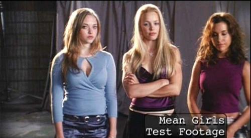 Mean Girls Testfootage