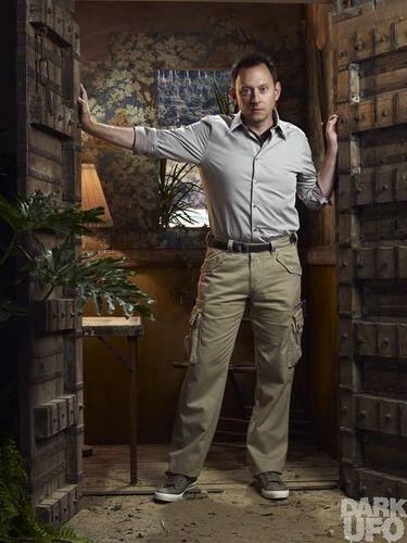 Michael as Ben in Остаться в живых