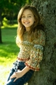 Miley Cyrus - stars-childhood-pictures photo