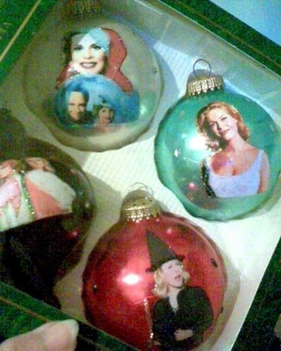 My Bewitched Christmas Baubles
