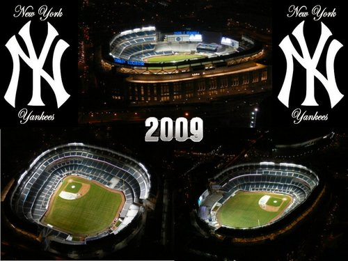 New Yankee Stadium At Night