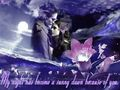 Night into Dawn - twilight-couples wallpaper
