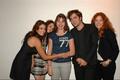 Nikki, Kristen, Robert, Rachelle