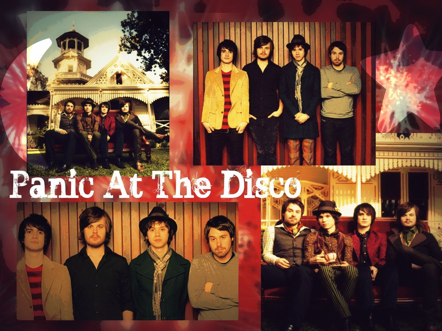 panic at the disco - photo #26