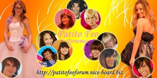 Patito Feo (Forum logo)