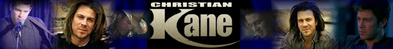 Potential Christian Kane Banners (4) - christian-kane fan art