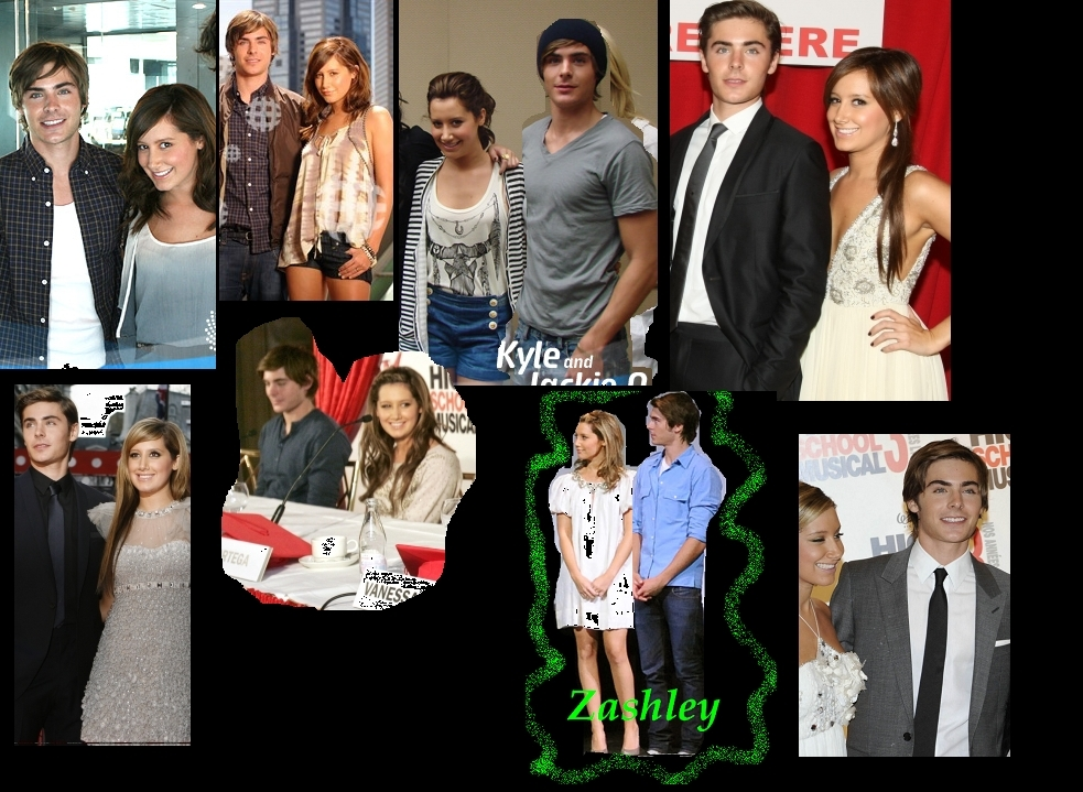 Zac and ashley dating 2011