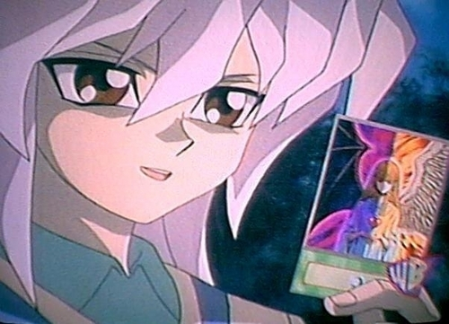 Ryou, change of moyo card.
