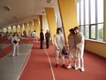 SERBIAN FENCERS - fencing photo