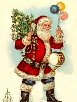 Santa Claus ikoni