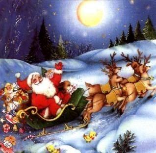 Santa Claus ícone