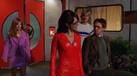 Scooby-Doo 2 Movie Screencaps