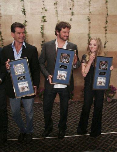 Seyfried's Awards