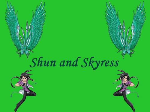 Shun and Skyress