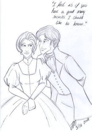 Simon and Gemma