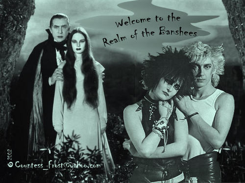 Realm of the Banshees