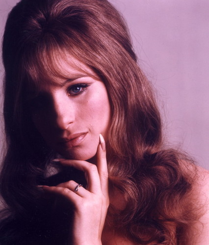 Barbra Streisand wallpaper probably with a portrait titled So beautiful