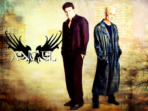 Spike/Angel