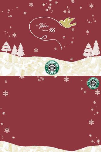 Starbucks Weihnachten