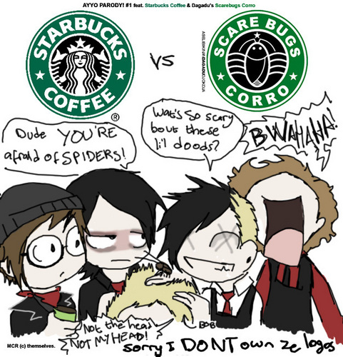 Starbucks Comics