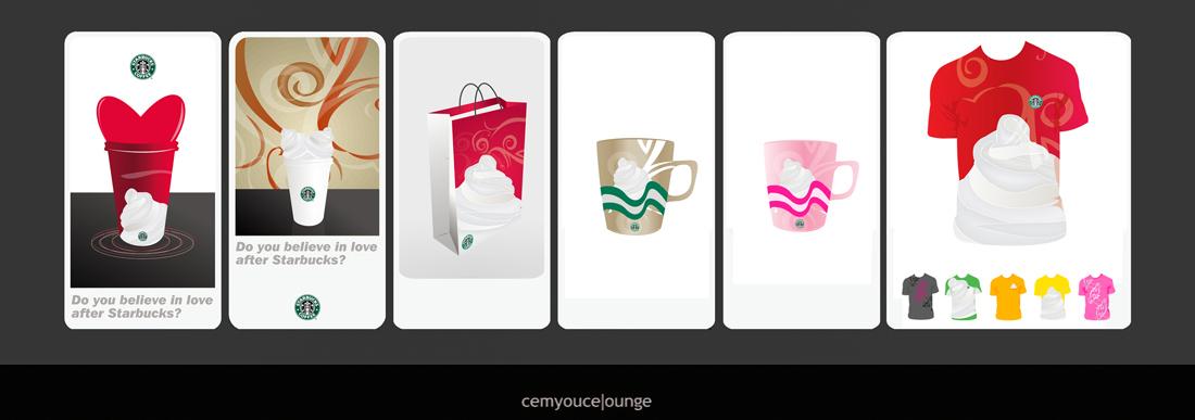 Starbucks Illustration - Starbucks Fan Art (3208037) - Fanpop