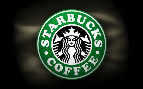 Starbucks wallpaper entitled Starbucks Logo Wallpaper