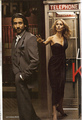 TV Guide - Sayid & Juliet