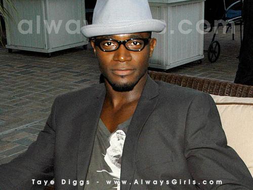 Taye Diggs