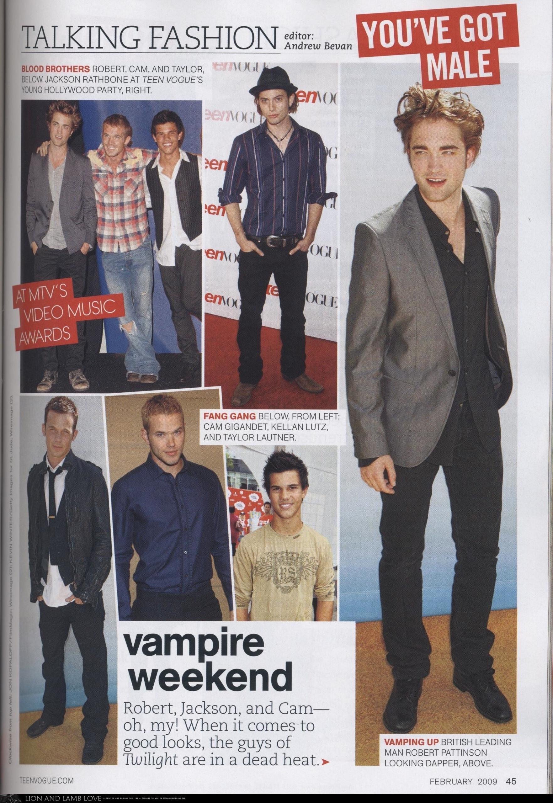 Teen Vogue Scans