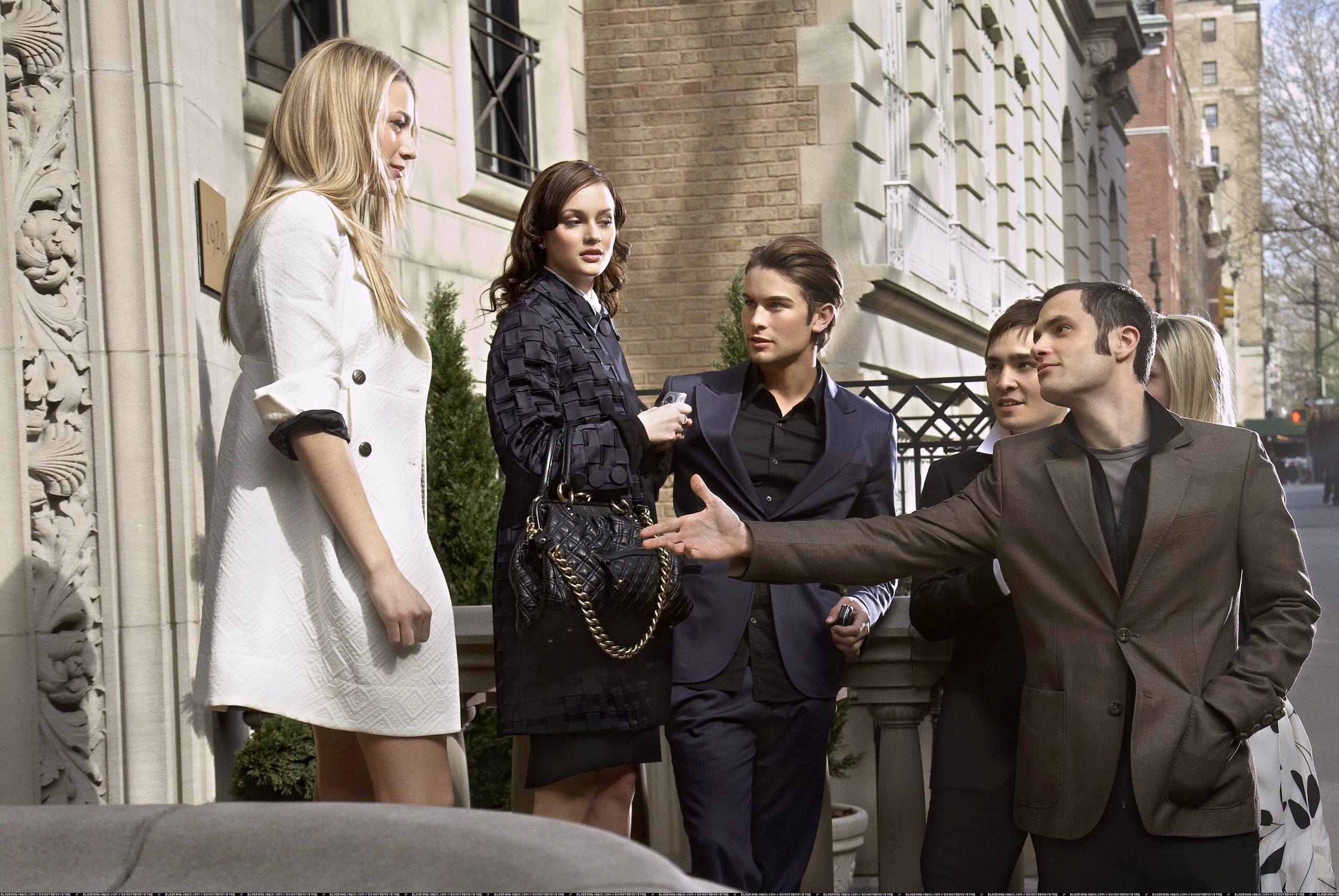 the cast -hq- - gossip girl photo  3218071