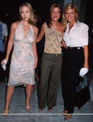 Tiffani, Tori and Jennie