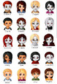Twilight Cartoon Version of Characters