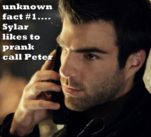 Unknown things about Sylar