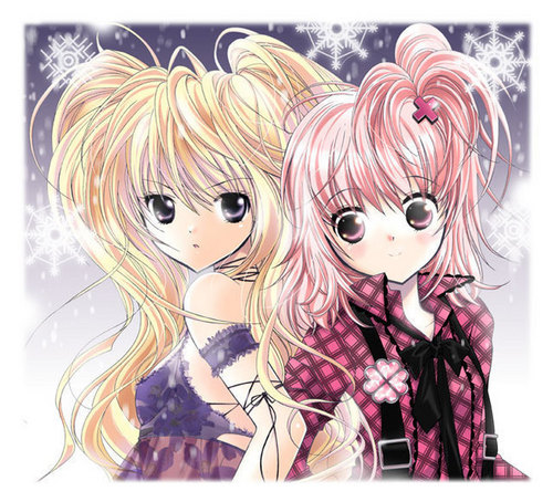 Shugo Chara wallpaper called Utau & Amu