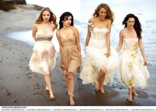 Vanity Fair - August 2008