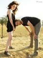 Vanity Fair-Twilight-Kristen Stewart and Robert Pattinson-December 2008