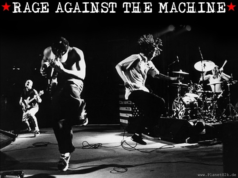 Wallpaper - Rage Against The