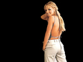 Young Britney Spears - stars-childhood-pictures wallpaper