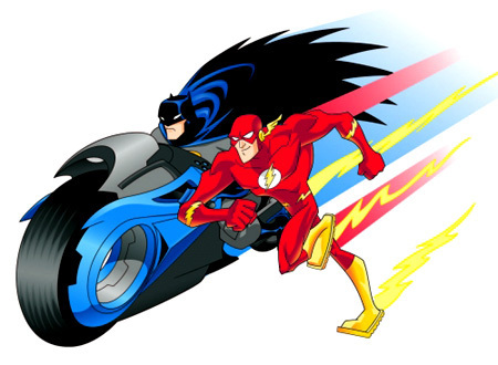 Batman & flash