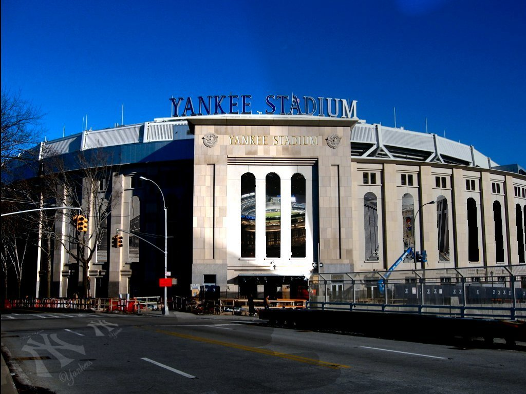 New York Yankees Images Custom Art Of The Stadium HD Wallpaper And Background Photos