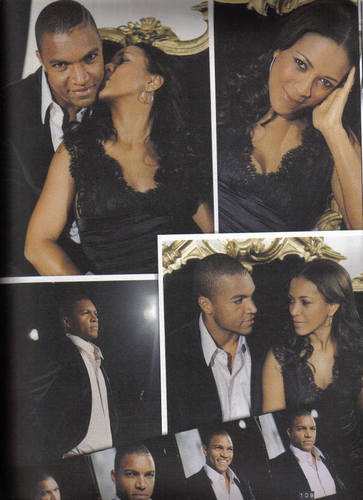 dida and his wife