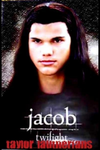 jacob black ohhh soo sexy :)