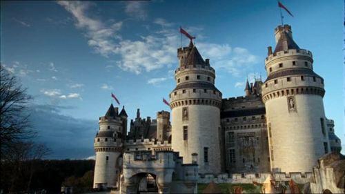 Merlin istana, castle