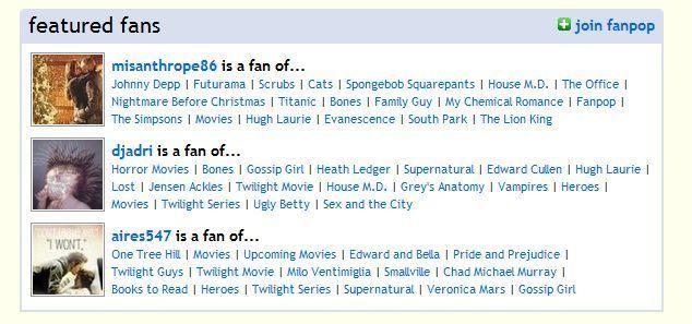 misanthrope86 is a featured fan! [Dec. 28, 2008]